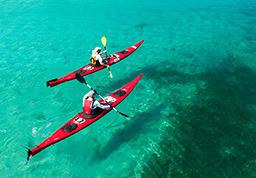 Croatia in a kayak